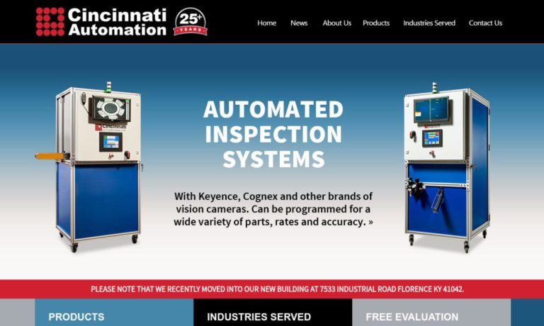 Cincinnati Automation Ltd.