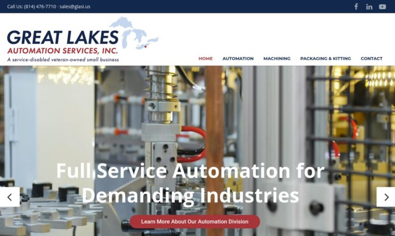 Great Lakes Automation Services, Inc/AMI