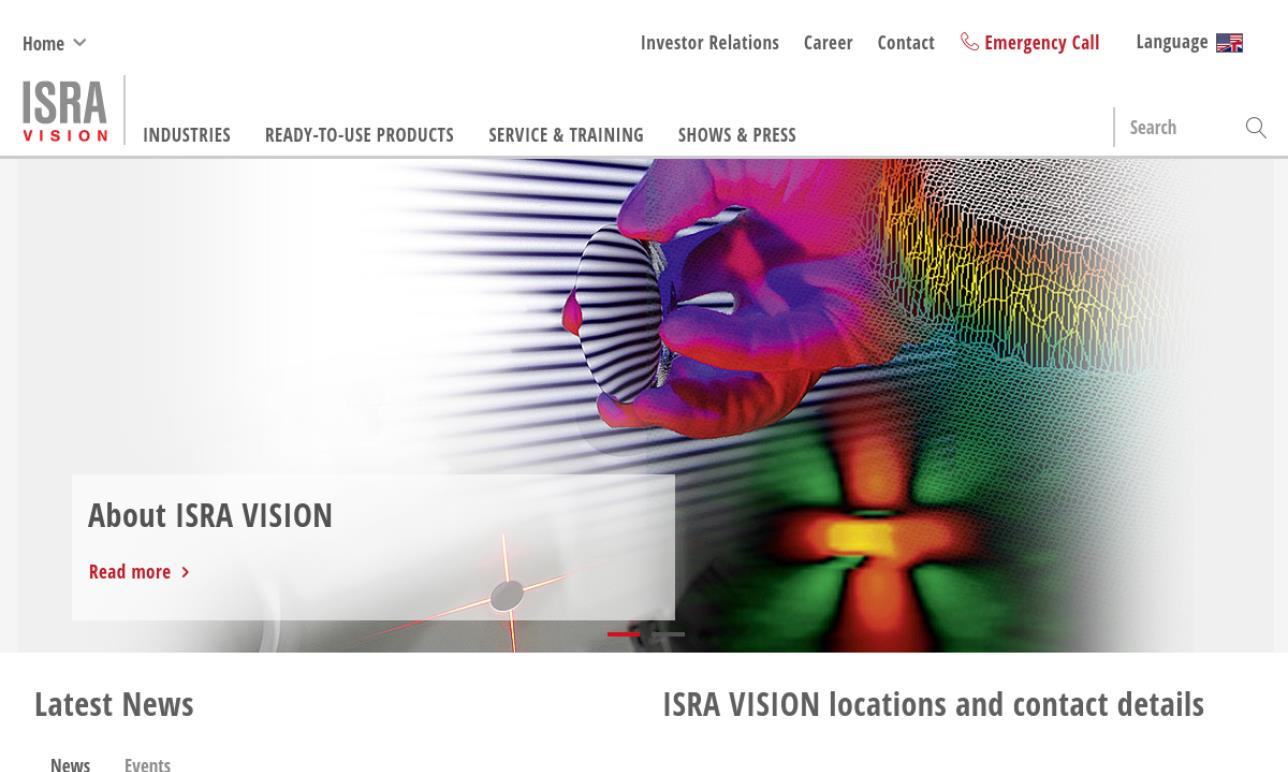ISRA Vision Systems Inc.