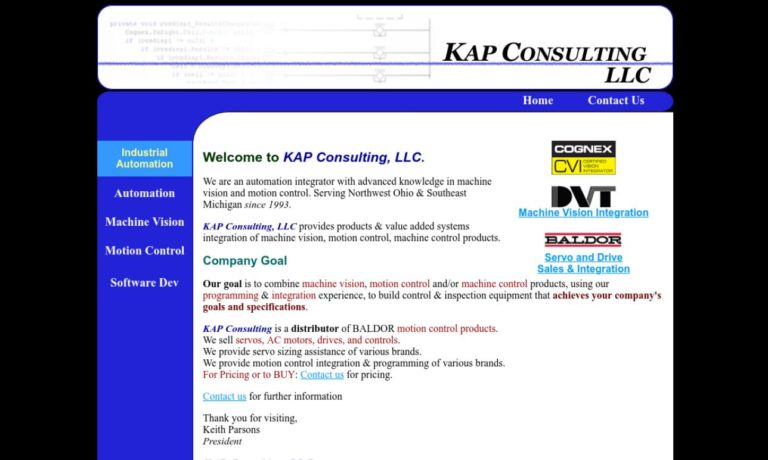 KAP Consulting, LLC