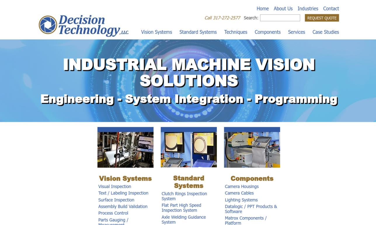 Decision Technology LLC