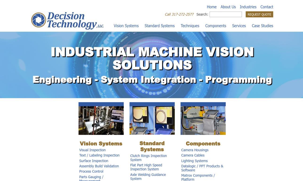 Decision Technology LLC